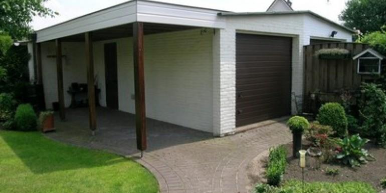 Garage en veranda