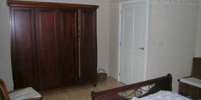 Slaapkamer naar kast