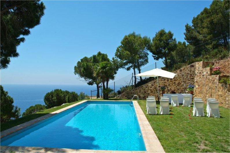 Spain, Costa Brava, Sant Feliu De Guixols Villa Ref.nr. 2015133