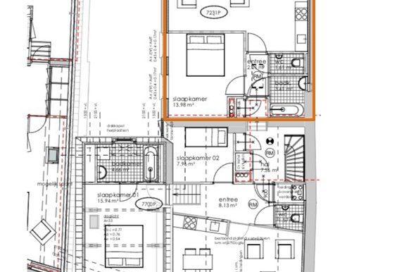 DBhintham207 app 6 2e etage achterzijde